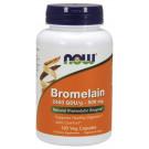 Bromelain, 500mg - 120 vcaps