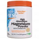 High Absorption Magnesium, Powder - 200g