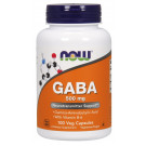 GABA with Vitamin B6, 500mg - 100 vcaps