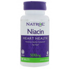 Niacin Time Release, 500mg - 100 tabs