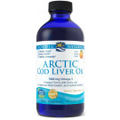 Arctic Cod Liver Oil, 1060mg Strawberry - 237 ml.