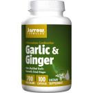 Garlic & Ginger, 700mg - 100 caps