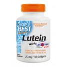Lutein with Lutemax, 20mg - 60 softgels