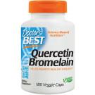 Quercetin Bromelain - 180 vcaps
