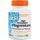 High Absorption Magnesium, 100mg - 120 tablets