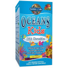 Oceans Kids DHA Chewables Omega-3, Berry Lime - 120 chewable softgels