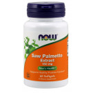 Saw Palmetto Extract, 160mg - 60 softgels