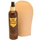 Bronze Knight Tanning Spray With Mitt - 236 ml.