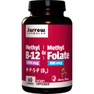Methyl B-12 & Methyl Folate, 800mcg Cherry - 60 Lozenges