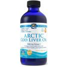 Arctic Cod Liver Oil, 1060mg Lemon - 237 ml.