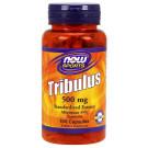 Tribulus, 500mg - 100 capsules