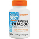 Calamari DHA 500 with Calamarine, 500mg - 60 softgels