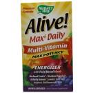 Alive! Whole Food Energizer Multi-Vitamin Max Potency