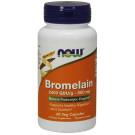 Bromelain, 500mg - 60 vcaps