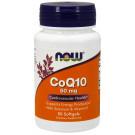 CoQ10 with Selenium & Vitamin E, 50mg - 50 softgels