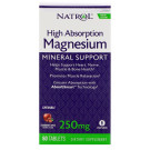 Magnesium High Absorption, 250mg Cranberry Apple  - 60 chewable tabs