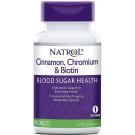 Cinnamon, Chromium & Biotin - 60 tabs
