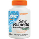 Saw Palmetto Standardized Extract, 320mg - 60 softgels