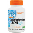Benfotiamine with BenfoPure, 300mg - 60 vcaps