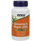Ginseng & Royal Jelly - 90 vcaps