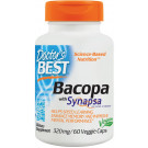 Bacopa with Synapsa, 320mg - 60 vcaps