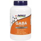 GABA with Vitamin B6, 500mg - 200 vcaps