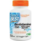 Benfotiamine 150 + Alpha-Lipoic Acid 300 - 60 vcaps