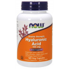 Hyaluronic Acid, 100mg Double Strength - 120 vcaps