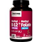 Methyl B-12 & Methyl Folate, 800mcg Cherry - 60 Lozenges