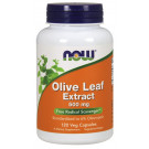 Olive Leaf Extract, 500mg - 120 vcaps