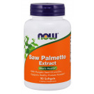 Saw Palmetto Extract with Pumpkin Seed Oil and Zinc, 80mg - 90 softgels