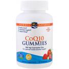 CoQ10 Gummies, 100mg Strawberry - 60 gummies
