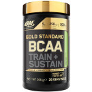 Gold Standard BCAA - Train + Sustain, Peach & Passionfruit - 266g