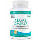 Algae Omega, 715mg Omega 3 - 120 softgels