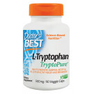 L-Tryptophan with TryptoPure, 500mg - 90 vcaps