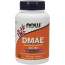 DMAE (Dimethylaminoethanol), 250mg - 100 vcaps