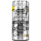 Platinum 100% Carnitine, 500mg - 180 caps