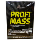 Profi Mass, Chocolate - 25g (1/2 serving)